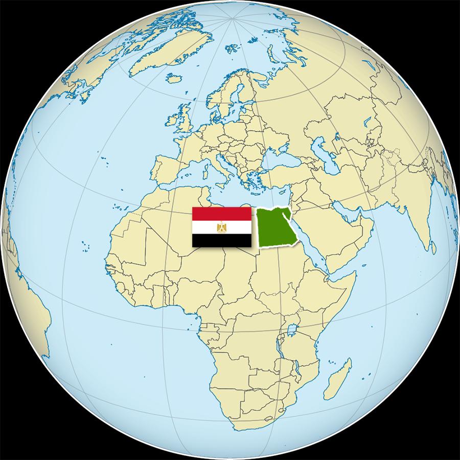 Karten Zu 196 Gypten Landkarte Auf Urlauberinfos Com