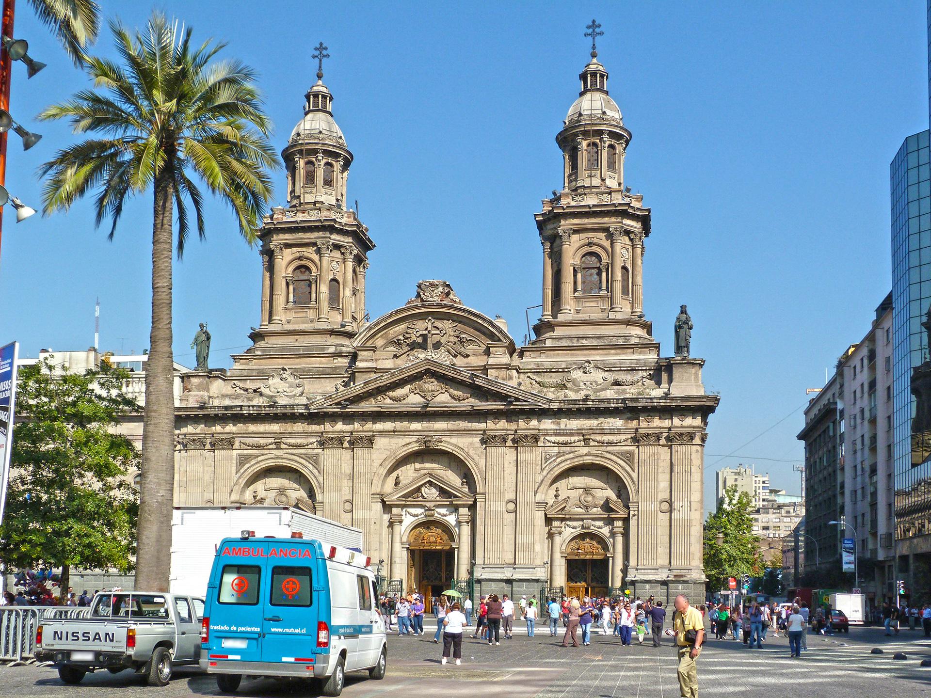Santiago De Chile Sehenswürdigkeiten Und Aktivitäten Reise Tipps